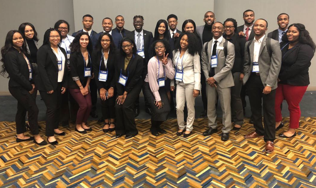 Mizzou NSBE at Region V Opening Session