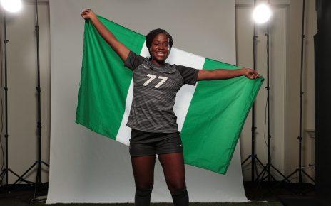 Momola, Nigerian Flag