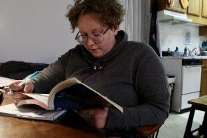 Ruhman Studying