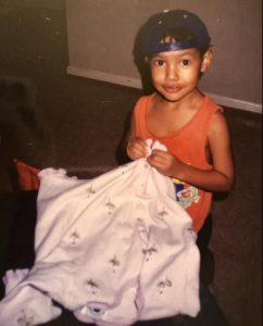 Ymbar at 6 Years old